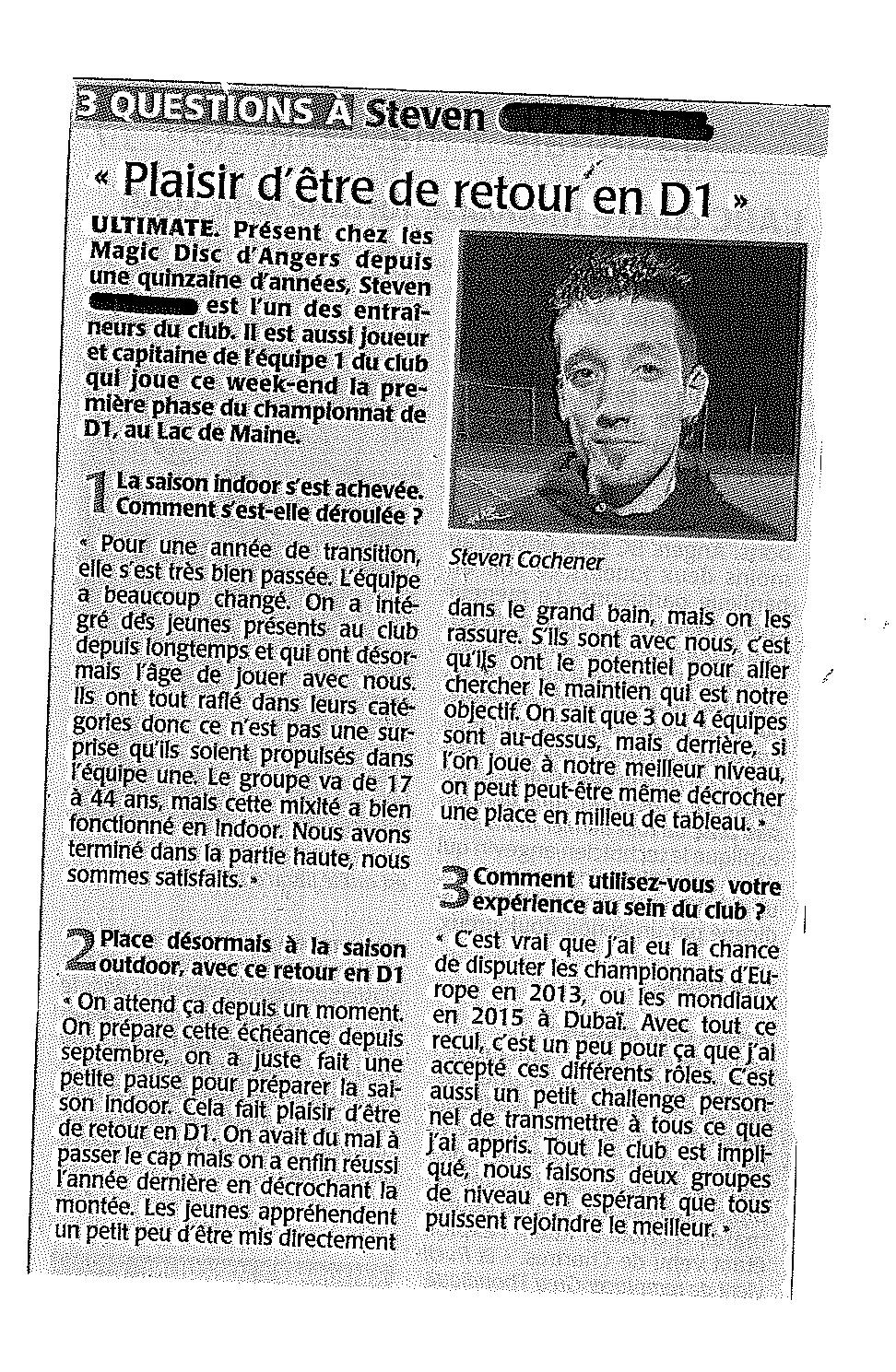 Article Steven